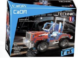 Lego Technic Cada valdomas Rc531 detale