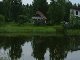 Namas Šiauliuose sodu bendrijoje Ramune