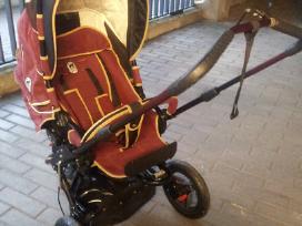 Vaikiški vežimėliai
