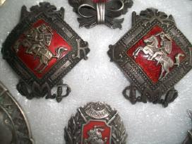 Perku zenklus ir apdovanojimus kolekcijai