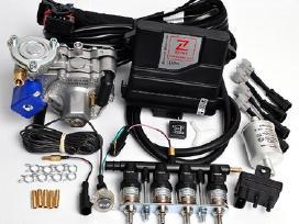 Dujų įrangos pardavimas- montavimas - remontas