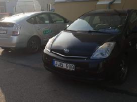 Taksi-pavežėjo vairuotojo darbas Vilniuje.