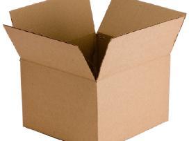 Pakavimo siuntimo dėžės kartoninės dėžės