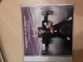 London elektrocity - Power ballads CD