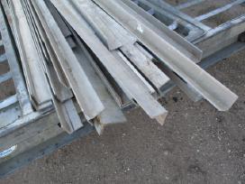 Parduodu aliuminio kampuocius 5x5 cm, apvalius str