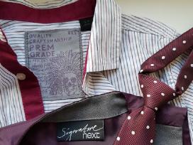 Marškiniai, liemenė, kaklaraištis(komplektukas)
