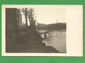 Foto - Vilnius. Potvynis. 1931m. Reta. 3.