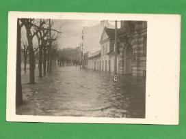 Foto - Vilnius. Potvynis. 1931m. Reta. 5.