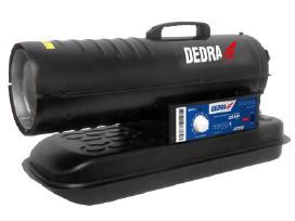 Dyzeliniai šildytuvai ir dujiniai šildytuvai
