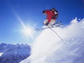 Važiuojame slidinėti į kalnus! Vasario men. datos!