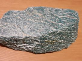 Mineralas akmuo amazonitas 940g Originali dovana