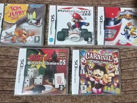 Nintendo ds žaidimai