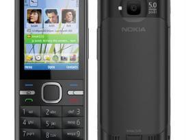Klasika! Nokia C5 5mp su Garantija!