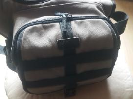 Krepšys fotoaparatui arba video kamerai
