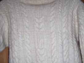 Tiks S/m/l šiltas vilnos megztinis aukštu kaklu
