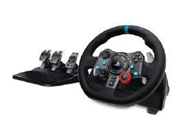 Akcija Naujas Žaidimų vairas Logitech G29