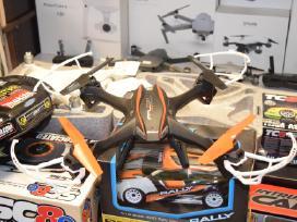 Dronas su video HD kamera 1280x720. Orlaivis. Lt - nuotraukos Nr. 2