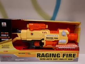 Raging fire žaislinis šautuvas