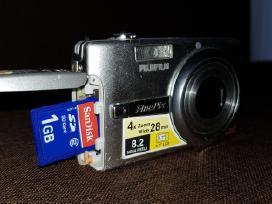 Parduodamas fujifilm fx480 fotoaparatas