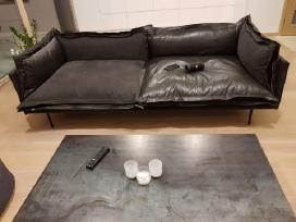 Parduodama Itališko dizaino sofa