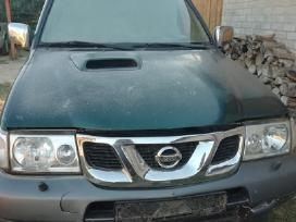 Nissan terrano dalimis