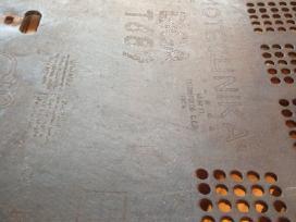 Reto 1946 m lemp. rad. ap.riga T689 galinė sienelė