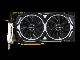 Msi Geforce Gtx 1070 Armor 8 GB Oc