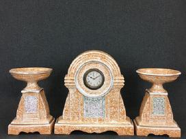 Keramikinis laikrodis