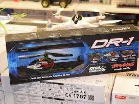 Sraigtasparnis rc Traxxas Dr-1 Orlaivis. Lt
