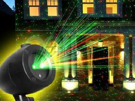 Lazerinis lauko šviesos projektorius Star Shower