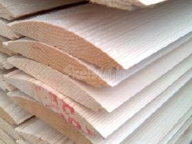 Terasos statybinė mediena vidaus-lauko dailylentės - nuotraukos Nr. 2