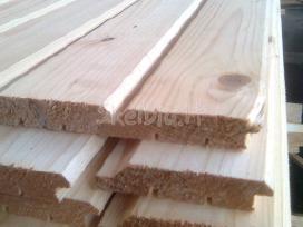 Terasos statybinė mediena vidaus-lauko dailylentės - nuotraukos Nr. 3
