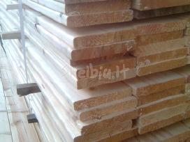 Terasos statybinė mediena vidaus-lauko dailylentės - nuotraukos Nr. 5