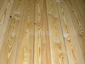 Terasos statybinė mediena vidaus-lauko dailylentės - nuotraukos Nr. 7