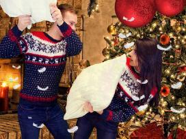 Kalėdinis megztinis - Kalėdinė dovana