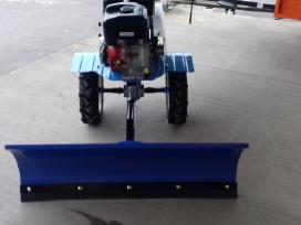 Motobloko Neva sniego verstuvas. Nauji motoblokai.