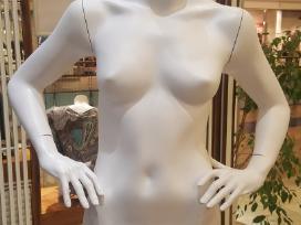 Parduodame naudotus moteriškus manekenus ir torsus