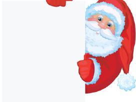 Muzikuojantis Kalėdų senelis - jaukios Kalėdos!