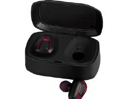 Belaidės Bluetooth ausinės su išorine baterija