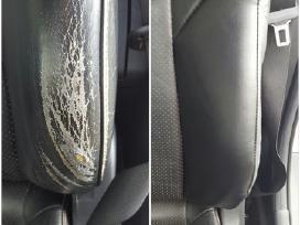 Automobilių sėdynių persiuvimas, remontas .