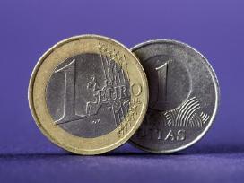 Lietuviski Ivairus Eurai, Euro monetos