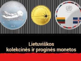 Lietuvos Monetos, Pigiai, Daug. Atnaujinta Gruodž7