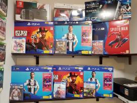 Sony Playstation 4 Konsolių Parduotuvė Klaipėdoje