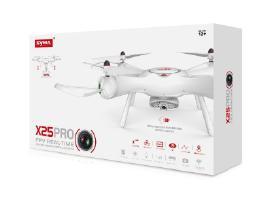 Dronas su GPS-WiFi kamera-syma X25pro