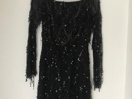 Tobula juoda šventinė suknutė