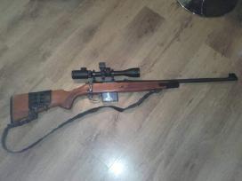 Parduodu Toz-122.308 su Optika Hunter 3-9x40