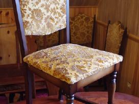 Dar daugiau įvairių gražių kėdžių (naujos kainos!)