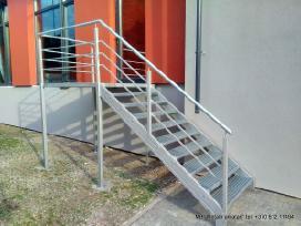Individualus Metalo, Konstrukcijos ir Gaminiai - nuotraukos Nr. 3