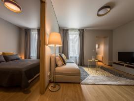 Savininkai nuomoja jaukų ir stilingą 2 kamb. butą