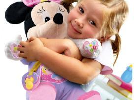 Minkštas žaislas Baby Minnie My First Doll